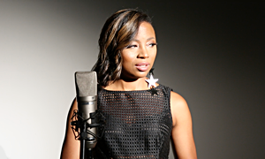 """Vocalist Tiffany Austin Celebrates The Resilient Spirit Of African-American Culture On Her Sophomore Recording """"Unbroken,"""" Set For June 1 Release"""