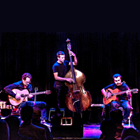Baltimore Gypsy Jazz Bands Announce Winter Tour