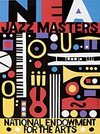 NEA Jazz Masters Honored Today