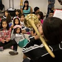 San Jose Jazz: Making kids smarter through music