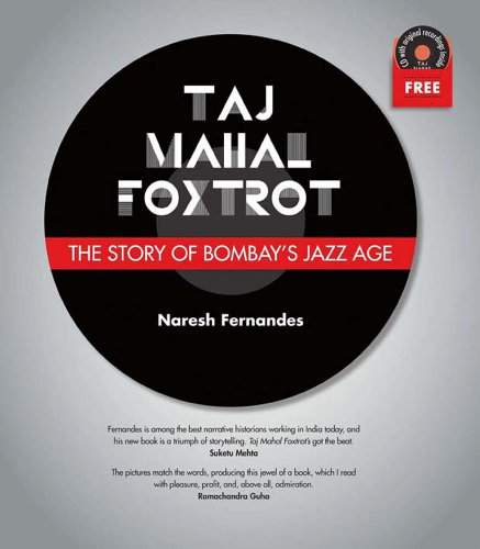 Book On Indian Jazz History In Stores Soon