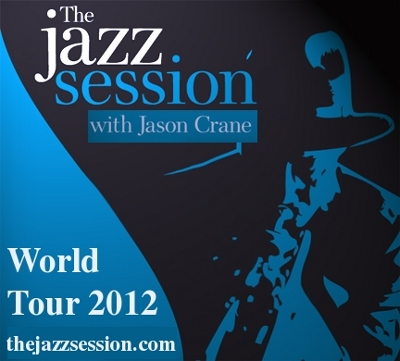 The Jazz Session with Jason Crane is Going On Tour!