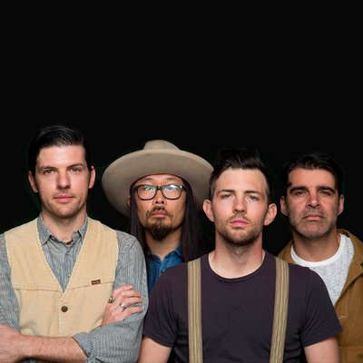 "Read ""May It Last: A Portrait Of The Avett Brothers"""