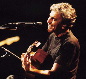 Caetano Veloso in Boston on April 12