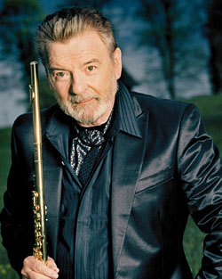 "Sir James Galway's New Recording ""O'Reilly Street"" to be Released in September"