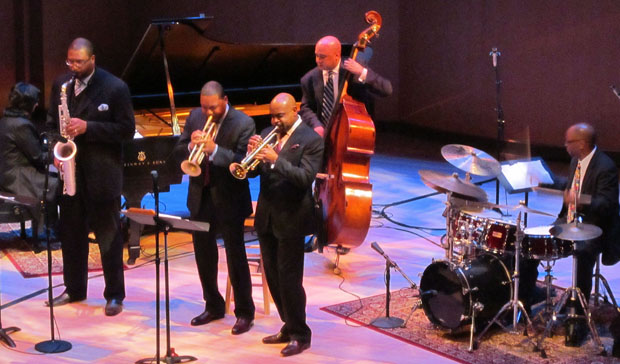 Lewis Nash All-Stars with Wynton Marsalis, Phoenix, AZ, April 11, 2011