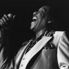 Bobby Blue Bland performs in Washington DC at new venue The Hamilton. Linwood Taylor, Sol Roots