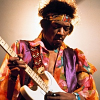 """Read """"The Jimi Hendrix Experience: Electric Church -  Atlanta Pop Festival July 4, 1970"""" reviewed by Doug Collette"""