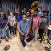 "New Orleans Jazz Orchestra Returns From 3-Year Recording Hiatus With ""Songs: The Music Of Allen Toussaint"" On Storyville Records"