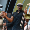 "Read ""Roll With It: Brass Bands in the Streets of New Orleans"" reviewed by Florence Wetzel"