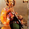 "Read ""The Jimi Hendrix Experience: Electric Church -  Atlanta Pop Festival July 4, 1970"" reviewed by Doug Collette"