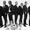 "Read ""Live From Birmingham: Hypnotic Brass Ensemble, Erja Lyytinnen & The Impossible Gentlemen"" reviewed by Martin Longley"