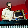 "Read ""Jason Adasiewicz Sun Rooms Trio alla Sala Vanni, Firenze"" reviewed by Neri Pollastri"