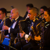 The Smithsonian Jazz Masterworks Orchestra explores the vast, diverse repertoire of legendary composer Leonard Bernstein on stunning, revelatory new album