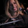 Jazz Singer/Flutist Kaylene Peoples Performs At Leimert Park Summer Jazz Series On August 22, 2012