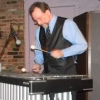 Jazz Bridge Presents Vibraphonist Randy Sutin  at the Collingswood Community Center on May 5th