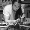 Tatsuya Nakatani Quartet on 7/23 at Outpost 186