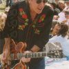 "Elvin Bishop's All-Star Album ""The Blues Rolls On"""