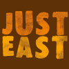 Just East