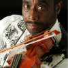 Violinist John Blake in Media on January 18th