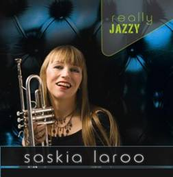Saskia Laroo: New CD Release March 15th