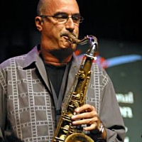 Michael Brecker, Rodney Holmes, Brett Garsed, and from the '70s Sonny Fortune, Lee Ritenour and George Duke