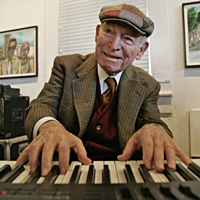George Wein at 90 (from 2015)