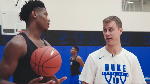 Williamson Leads Trio of Blue Devils Drafted in Top 10
