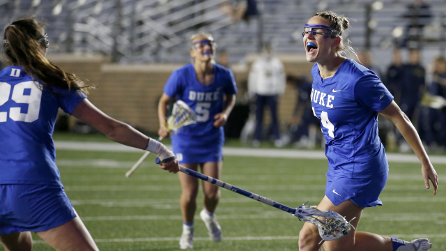 Women's Lacrosse Summer Storylines - Duke University