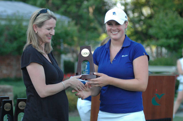 Belac, Boonchant Card Top Five Finishes at ACCs - Duke
