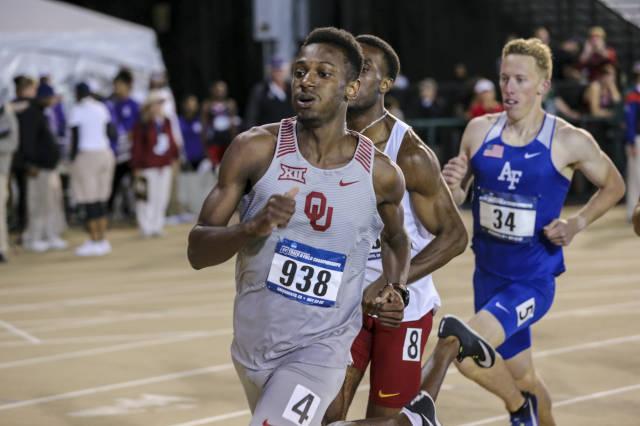 Track and Field - University of Oklahoma