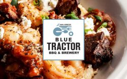 Blue Tractor | BBQ & Brewery
