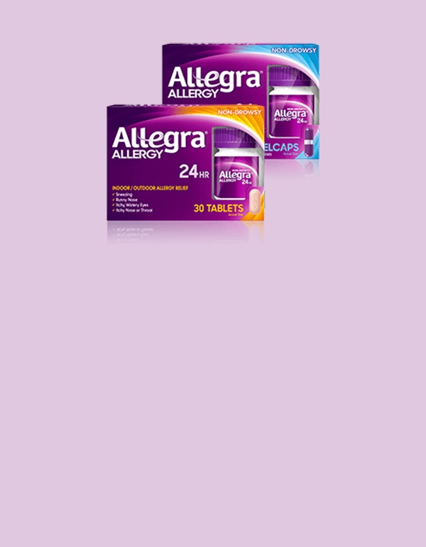 Allegra Allergy 24HR<