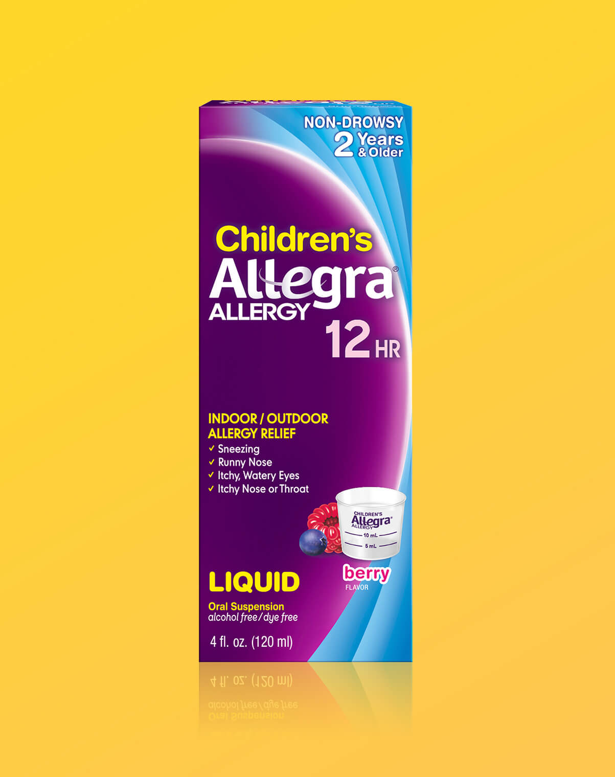 Children's Allegra Liquid