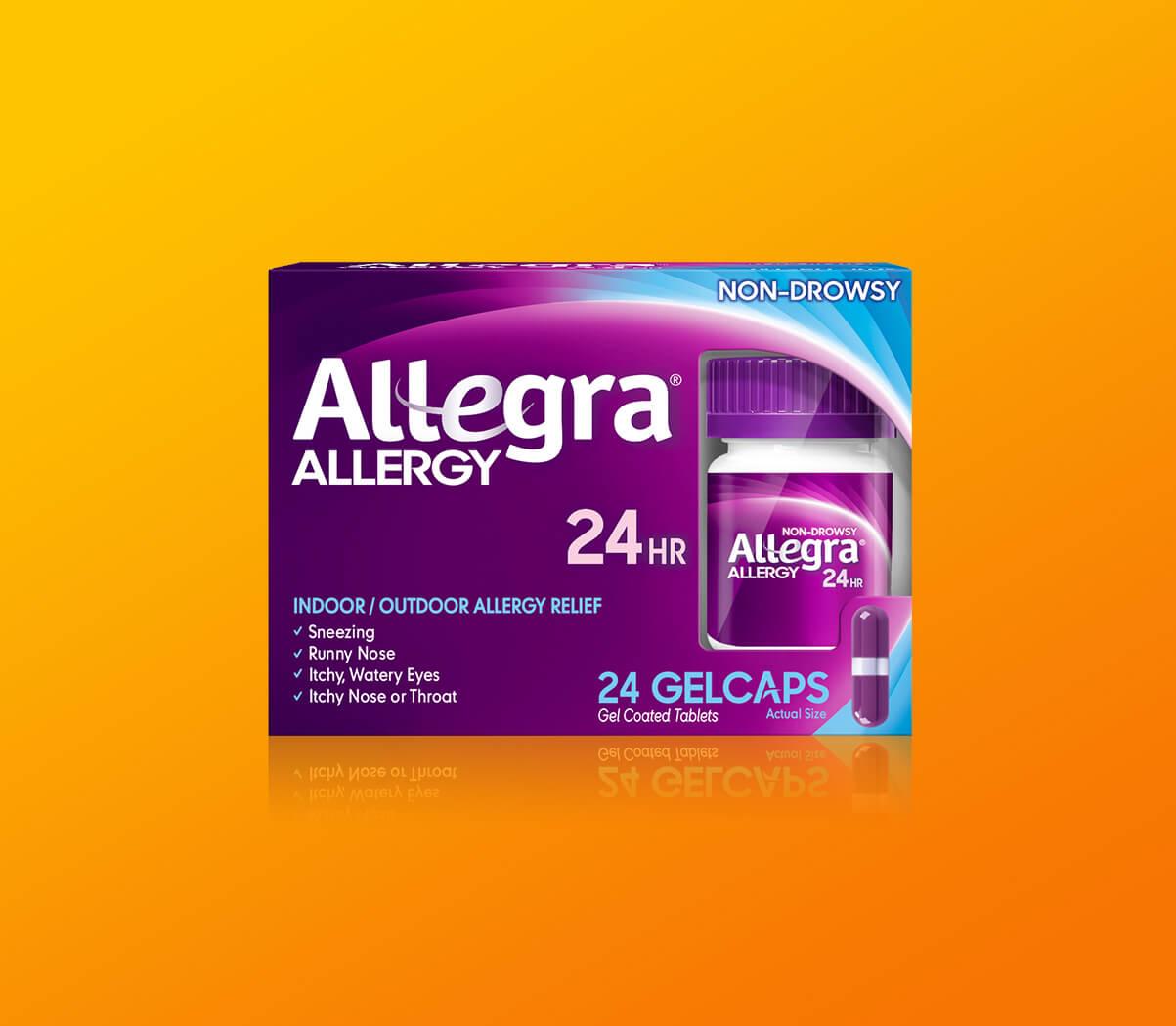 Allegra Gelcaps