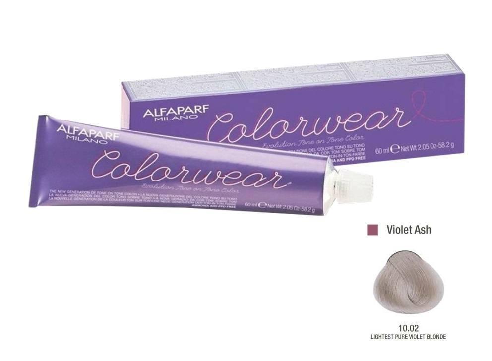 Alfaparf Coloração Colorwear 10.02 60ml Bra