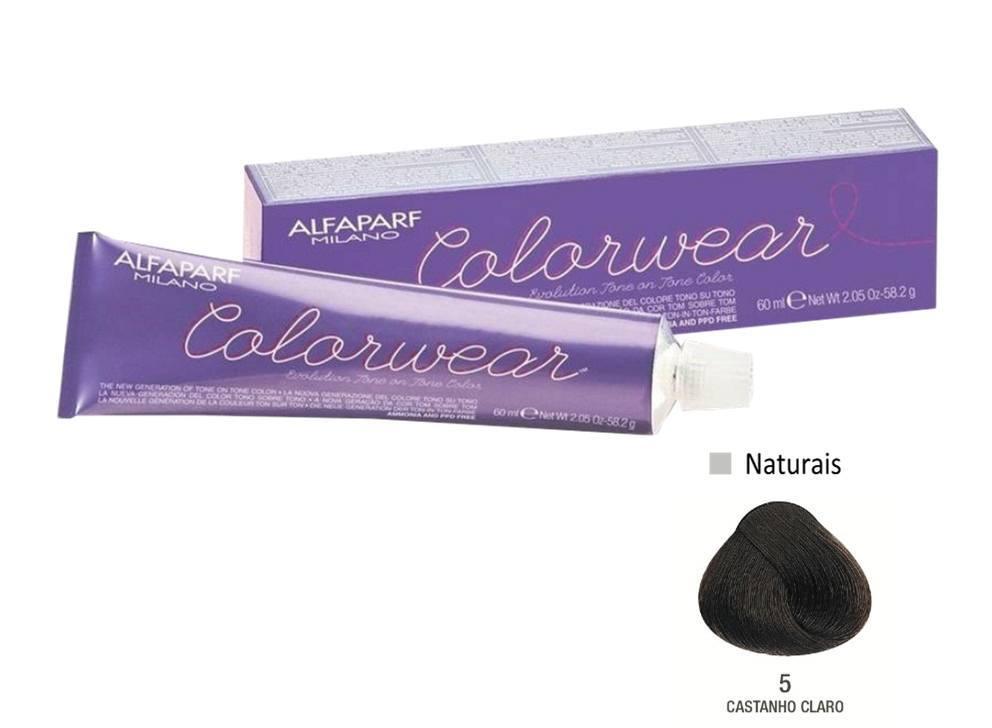 Alfaparf Coloração Colorwear 5 60ml New Bra