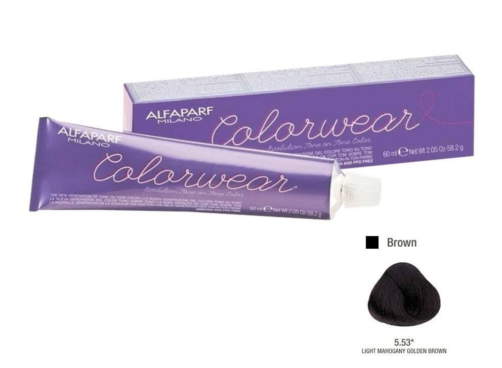 Alfaparf Coloração Colorwear 5.53 60ml New Bra
