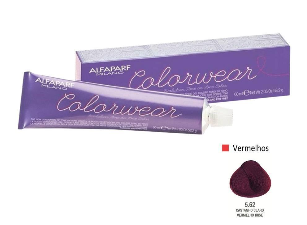 Alfaparf Coloração Colorwear 5.62 60 ml