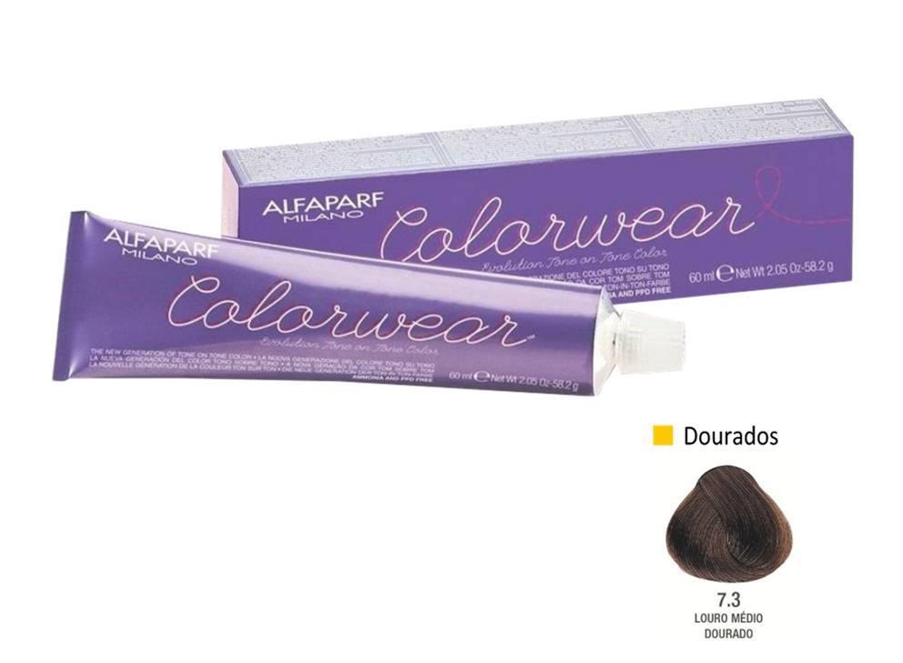 Alfaparf Coloração Colorwear 7.3 60ml New Bra