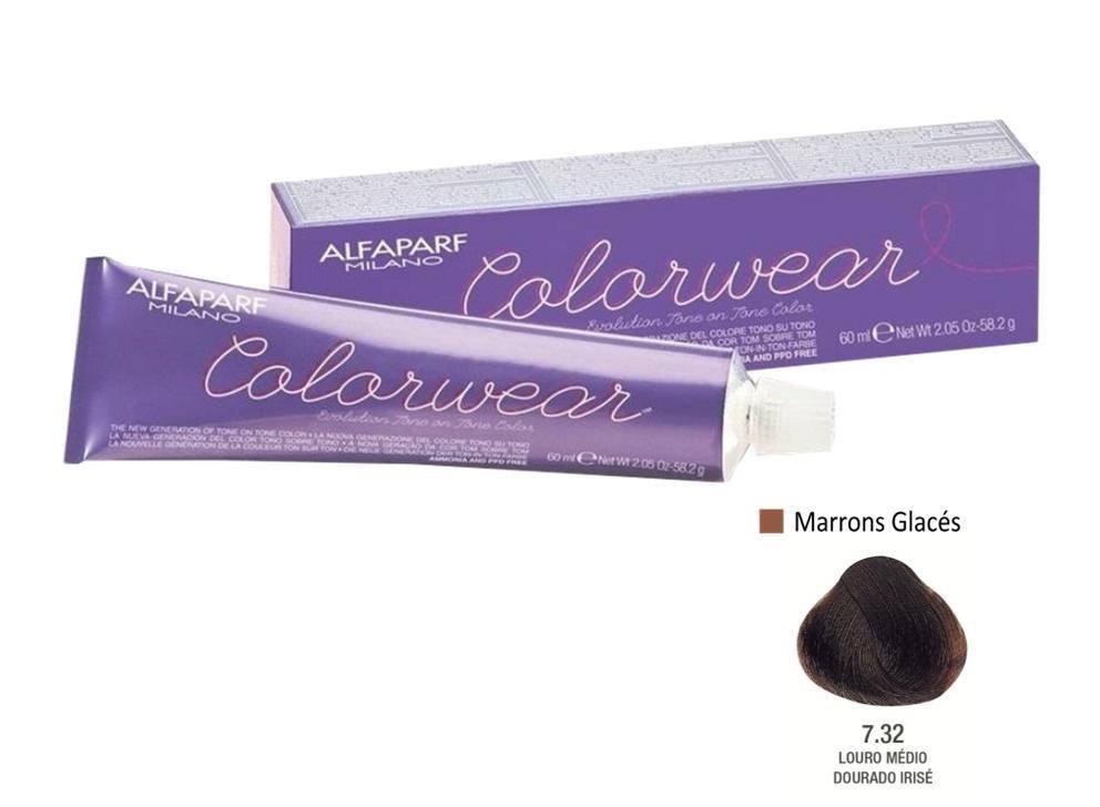 Alfaparf Coloração Colorwear 7.32 60ml New Bra