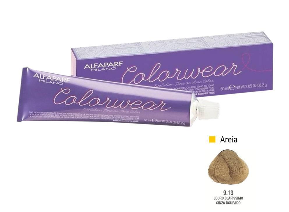 Alfaparf Coloração Colorwear 9.13 60ml Bra