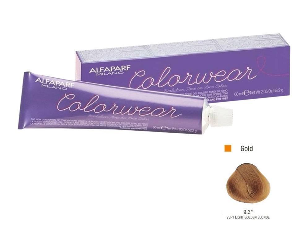 Alfaparf Coloração Colorwear 9.3 60ml New Bra