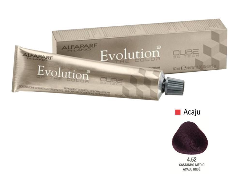 Alfaparf Coloração EOC 4.52 60ml