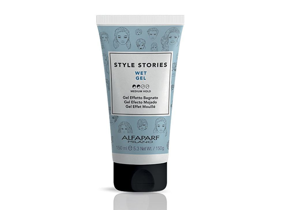 Alfaparf Fixador Style Stories Wet Gel 150ml