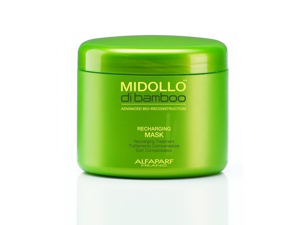 Alfaparf Midollo Di Bambu Recharging Máscara 500 ml