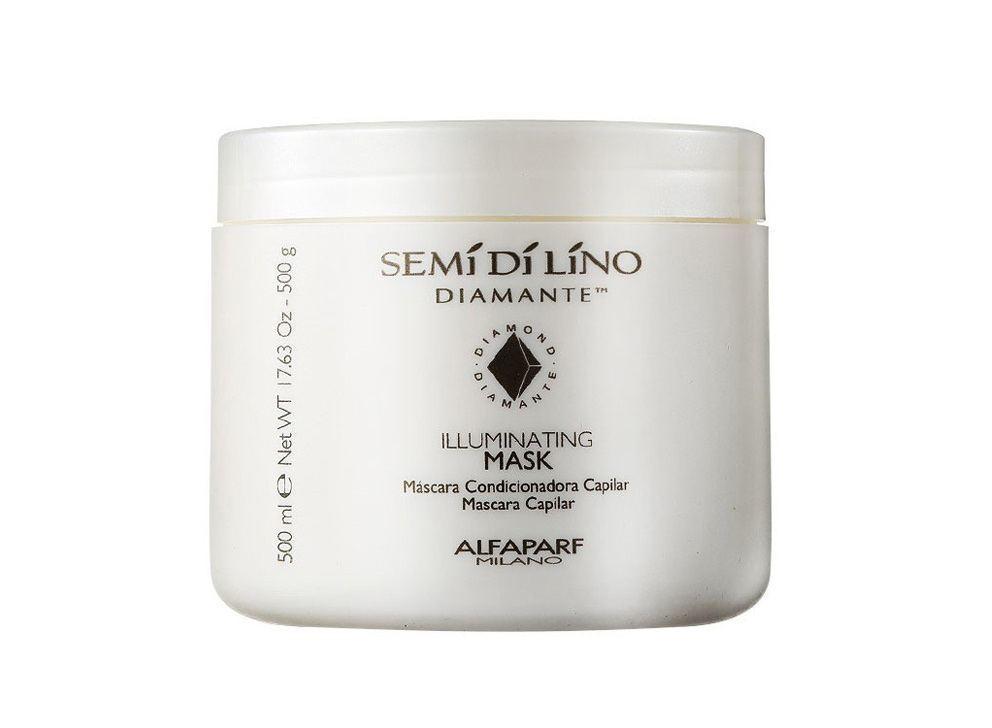 Alfaparf Semi Di Lino Diamond Illuminating Máscara 500Gr