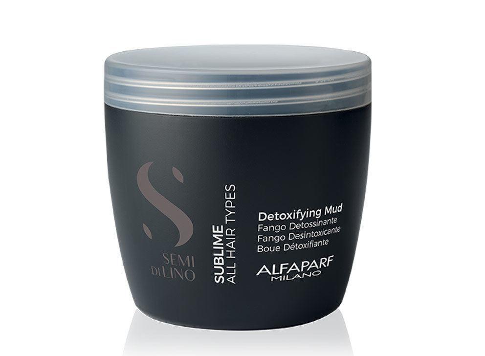 Alfaparf Semi Di Lino Sublime Detoxifying Mud 500ml 2018