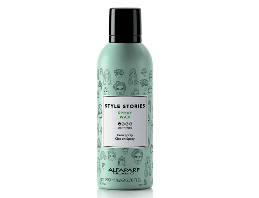 Alfaparf Spray Fixador Style Stories Cera Spray 200ml