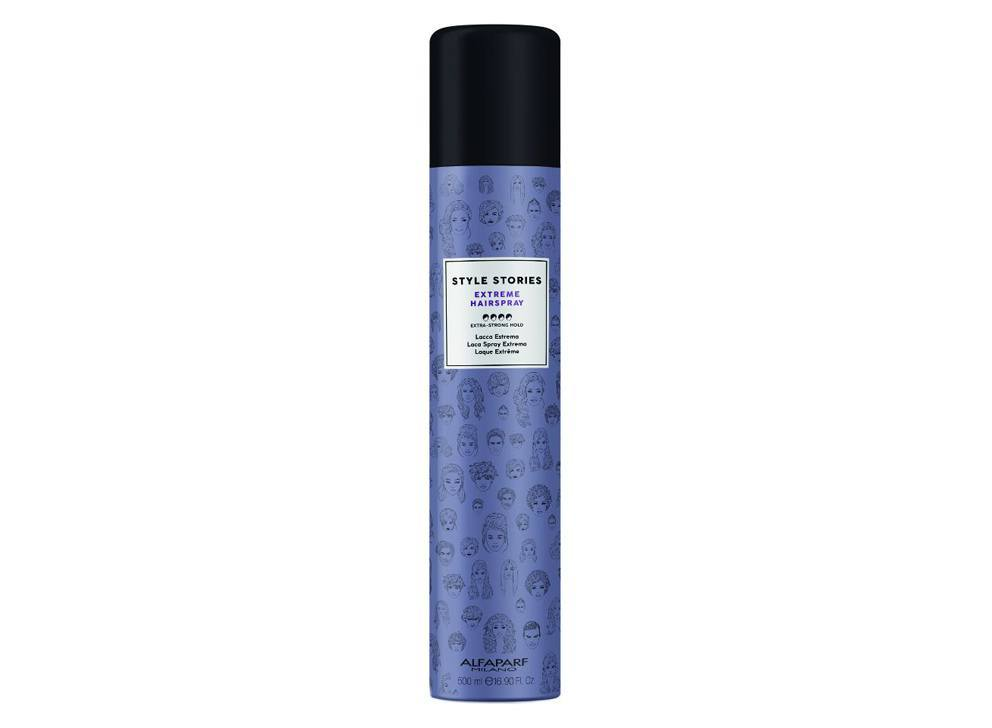 Alfaparf Spray Fixador Style Stories Extra Strong Hairspray 500ml